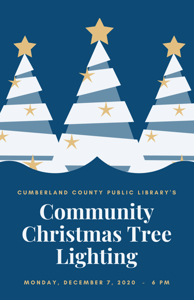 Christmas Tree Lighting (tentative) @ Cumberland Co. Library
